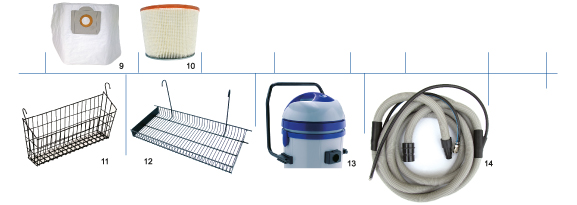 Filtres et options